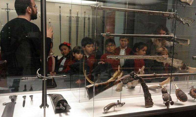 Primaria 17-18. Museo Lázaro Galdiano