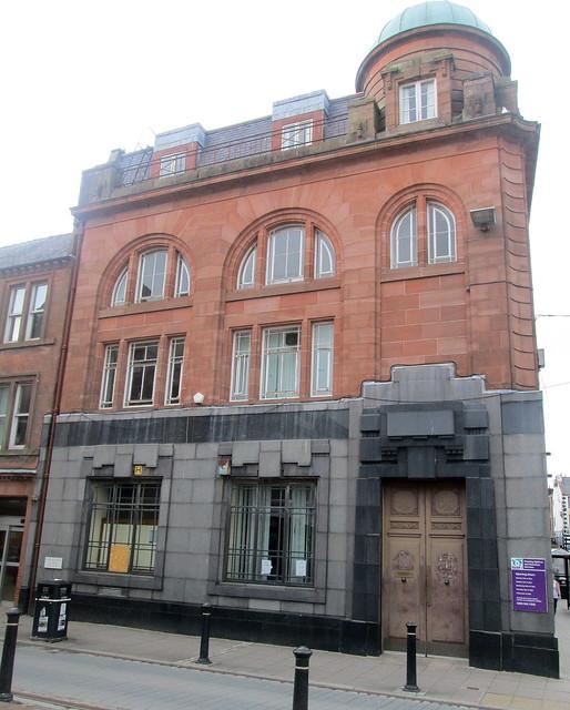 British Linen Bank, Dumfries Again