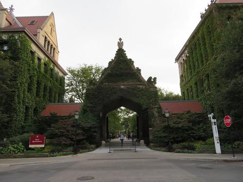 University of Chicago Cobb Gate