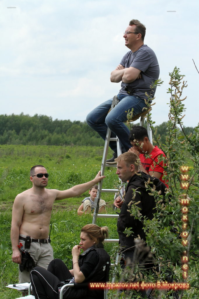 Сергей Вальцов фотокамерой
