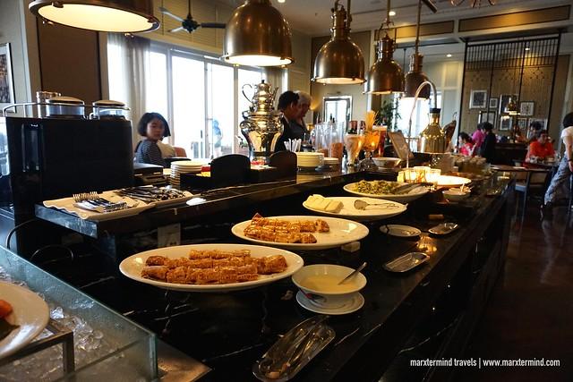 Eastern & Oriental Hotel Penang - Planters Lounge