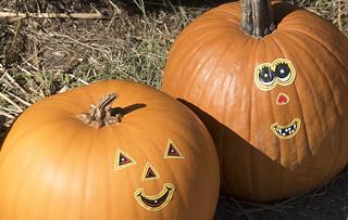 Pumpkin Faces -- Forest United Methodist Church Arlington (VA) October 2016