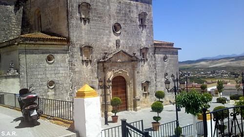 <Iglesia Santa María de Gracia> Espera (Cádiz)
