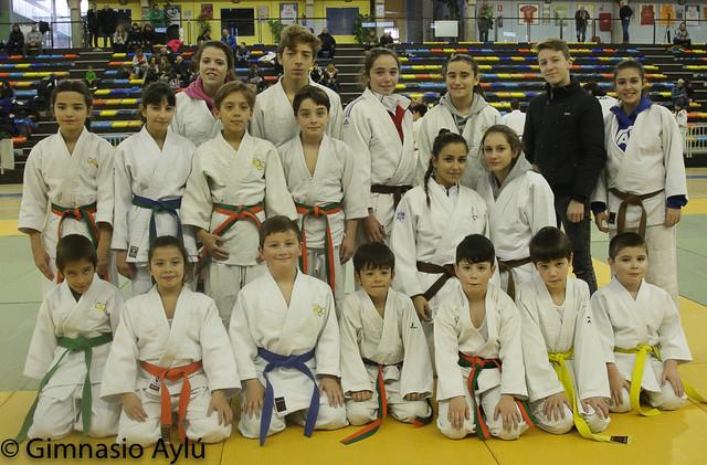 Trofeo Nacional de Kata Navarro de Palencia