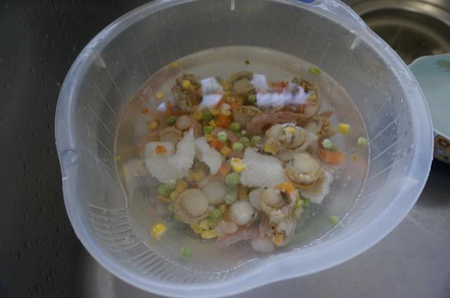 カレーの壺で作るカレー焼飯!