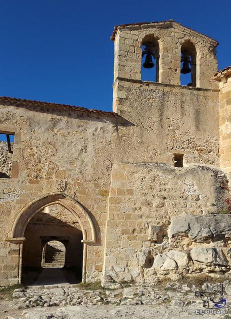Ermita de San Frutos y Monasterio de la Hoz en las Hoces del Duratón 5