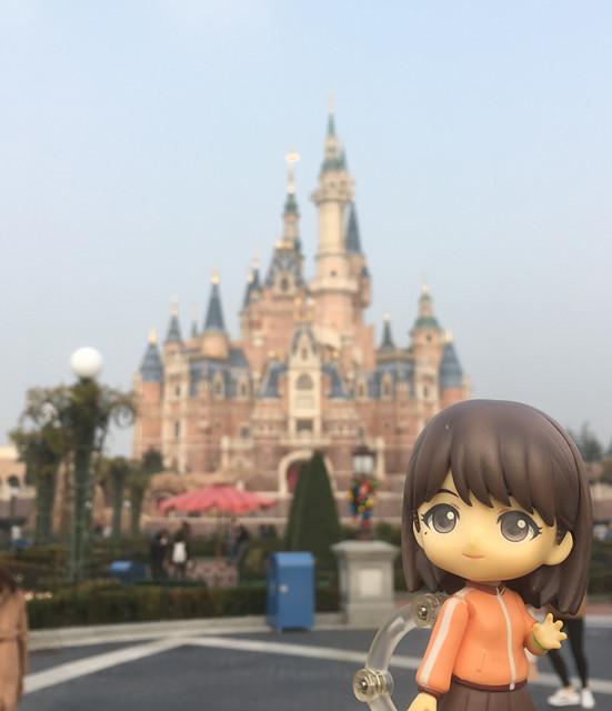 寧々さんin上海 上海ディズニーリゾートに日帰り(仮)で行けるか試してみよう!