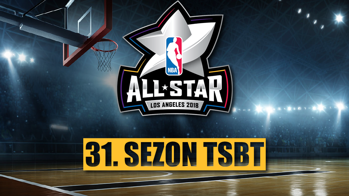 TSBT 31. sezon all-star maçı