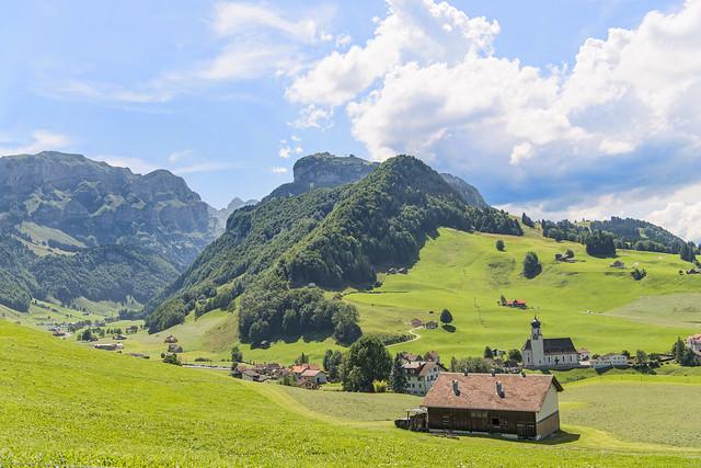 Appenzell landscape