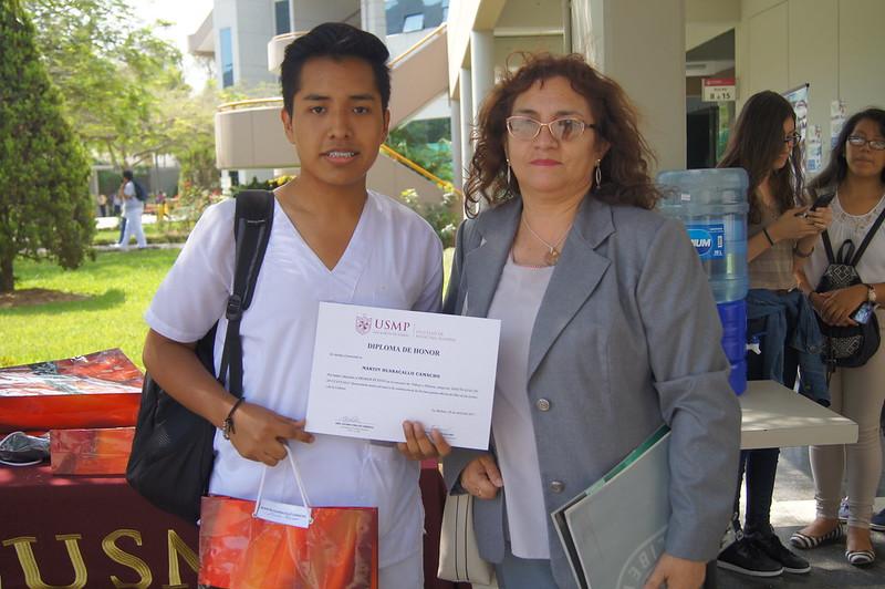 La Facultad de Medicina humana realizó el mes de las Letras - Ganadores