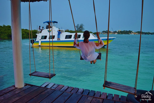 Caye Caulker Belize - relax on Caye Caulker island