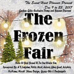 The Frozen Fair - Oficial Sponsor Board
