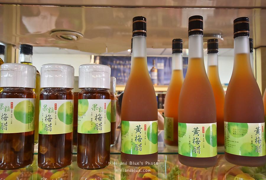 樑記梅鋪 台中南投梅子汁伴手禮17