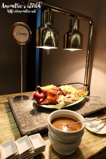 Luxent Hotel Dinner Buffet