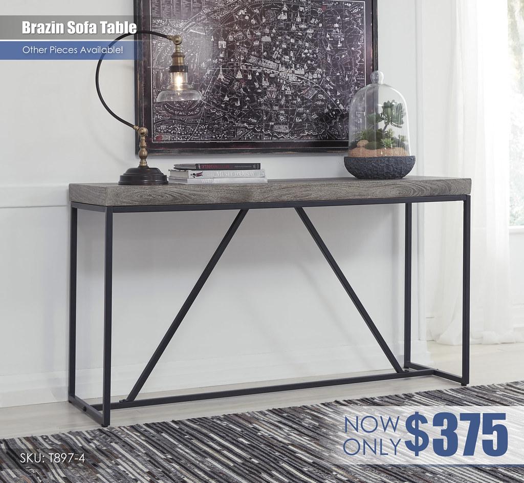 Brazin Sofa Table_T897-4