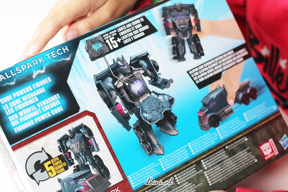 Transformer Power Cube