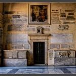 Roma_Fragments of history_Basilica di Santa Maria in Trastevere_Trastevere_Italia