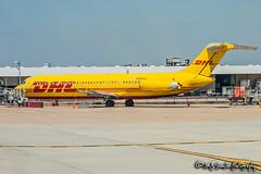 N956AX DHL Air McDonnell Douglas DC-9-41