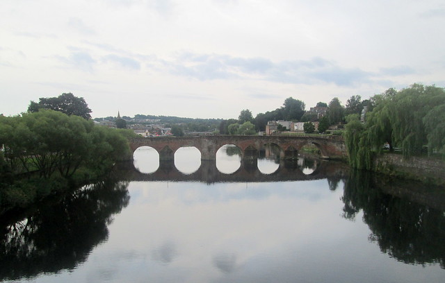 Old  Bridge, Dumfries