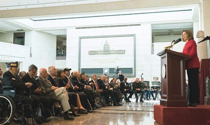 Honoring Filipino WWII Veterans