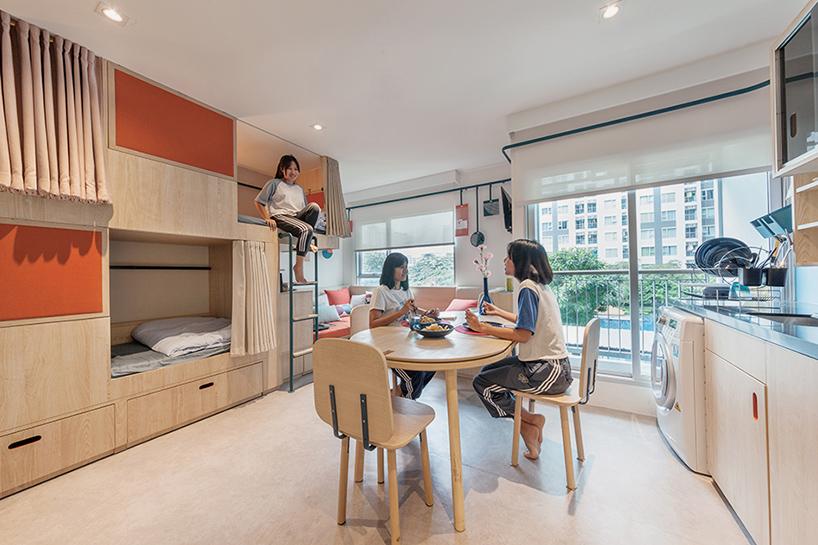 Học bổng không gian tại Bangkok