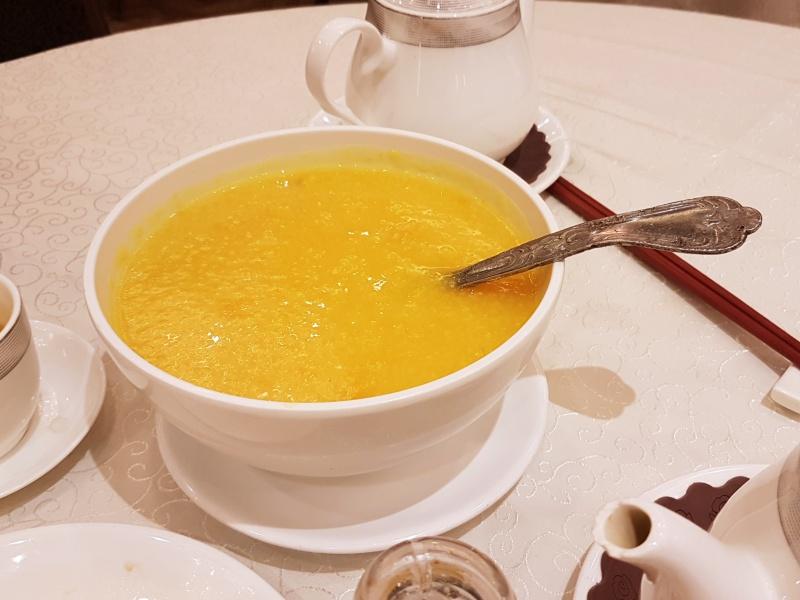 pumpkin congee