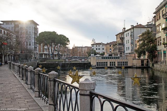 Riviera Santa Margherita, la centrale idroelettrica