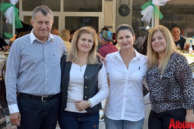 Hüseyin Şahin, Filiz Şahin, Hülya Şen, Cemile Varoğlu