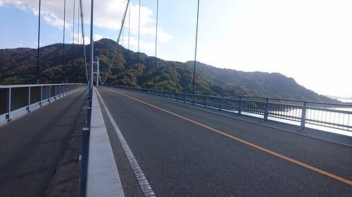 無限に橋→島→橋→島→・・・