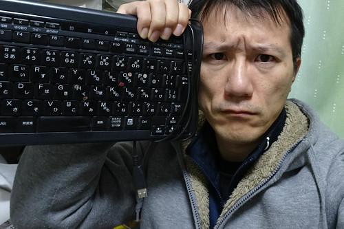 パソコンが突然落ちる