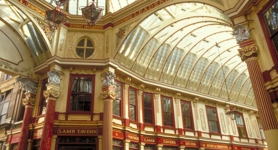 Leadenhall Market, City of Londen | Mooistestedentrips.nl