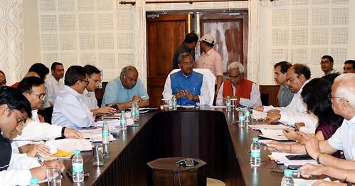 CM-Niti Ayog Meeting
