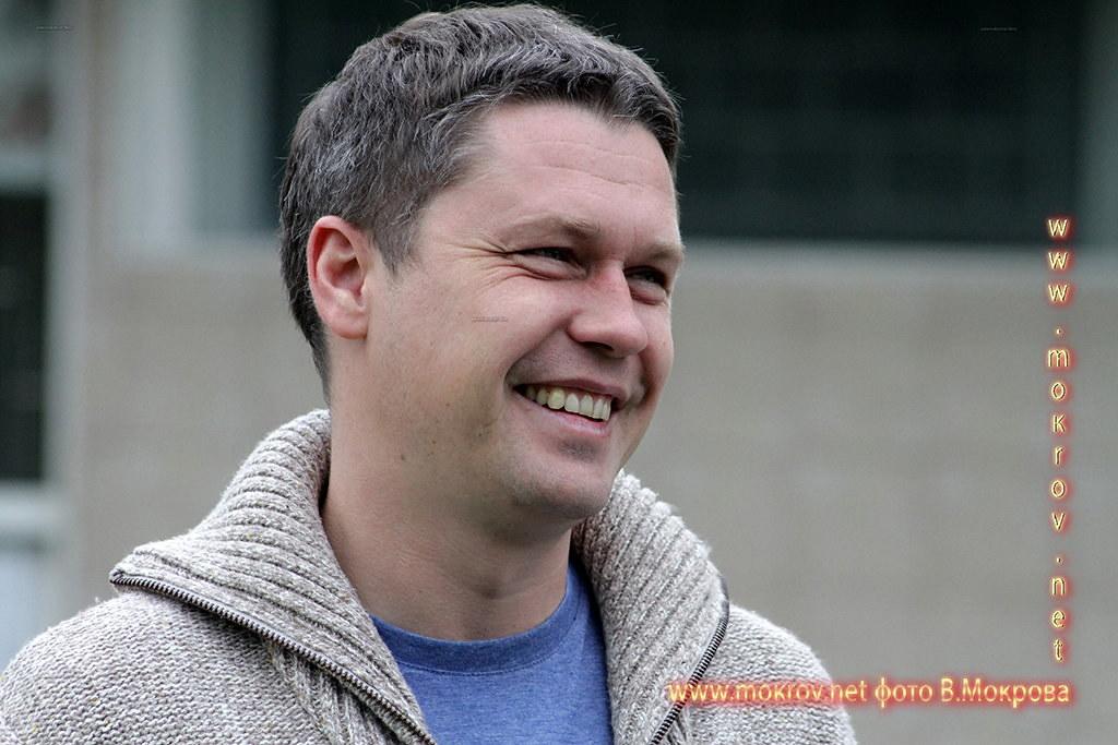 Актер Денис Рожков - Антошин в ТВ сериале «Карпов. Сезон второй».
