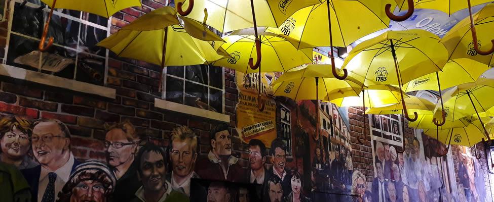 Stedentrip Belfast, bezienswaardigheden Cathedral Quarter | Mooistestedentrips.nl