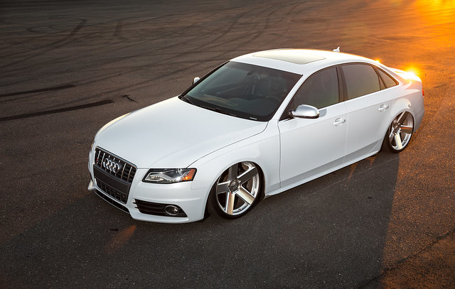 TSW Bristol on Audi S4 (B8)