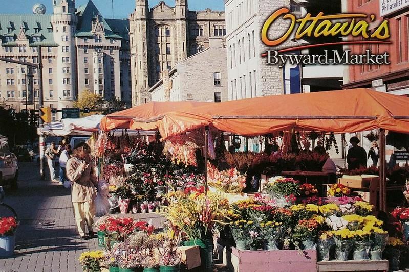 Ontario - Ottawa - Byward Market