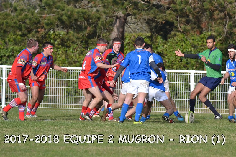 2017-2018 SENIORS 2 MUGRON- RION