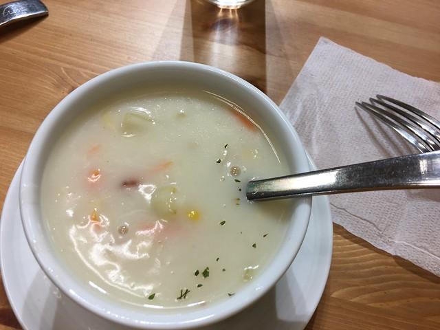 料多味美的濃湯@中和歪頭廚房