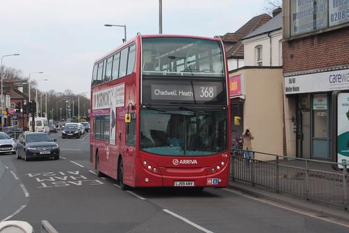 Arriva London T78 LJ59ABV