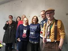 #creativeHE meetup No 3 15 Dec 17 Manchester Met