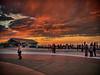Photo:夕焼けを見ている XIV By jun560