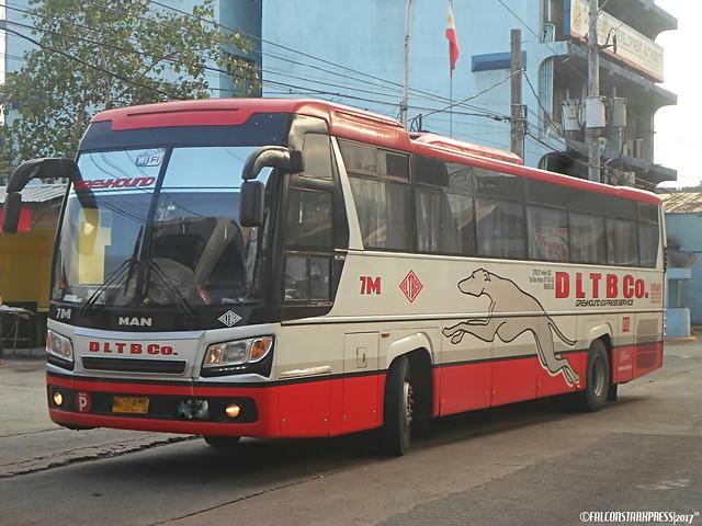 Del Monte Land Transport Bus Comp. 7M