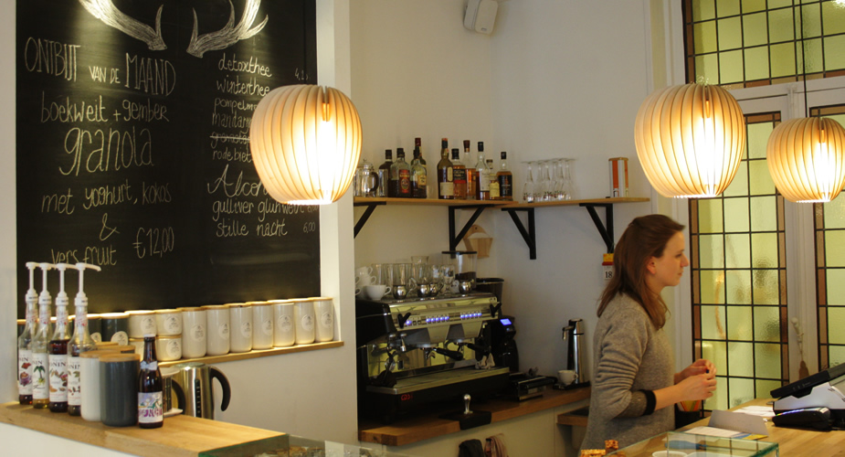 Koffie en thee drinken in Brugge, The Gulliver Tree | Mooistestedentrips.nl