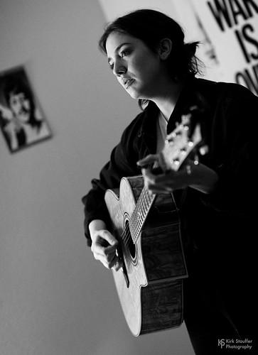 Sam Pinkerton @ House Concert