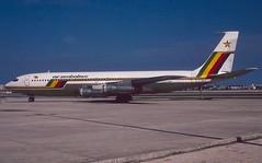 Z-WKV  707-330B Air Zimbabwe