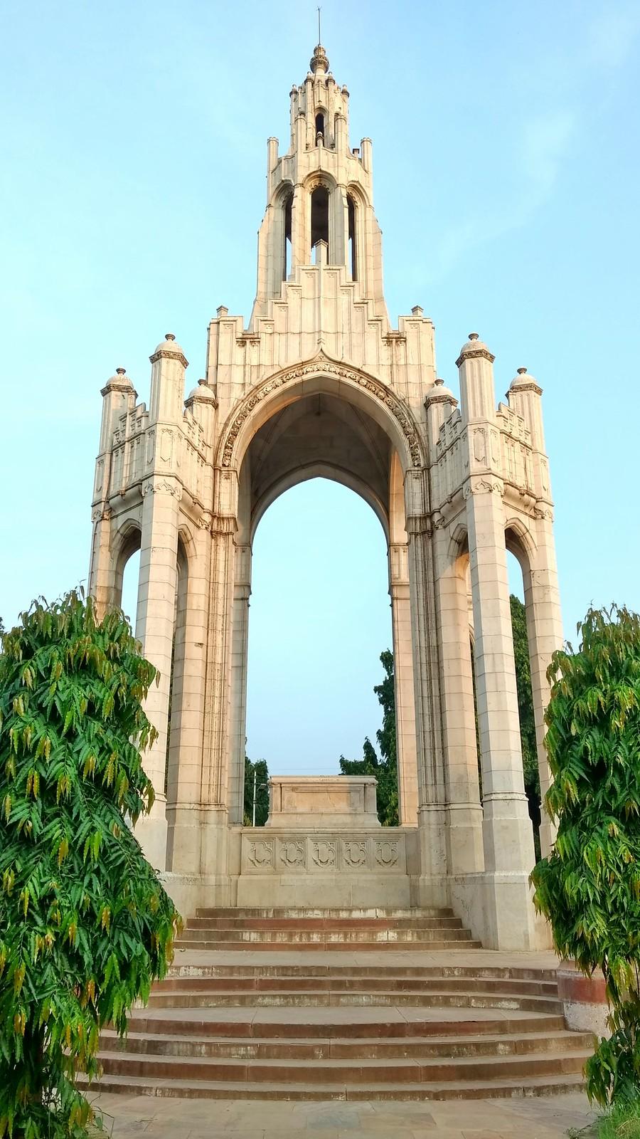 Victoria Memorial, Allahabad