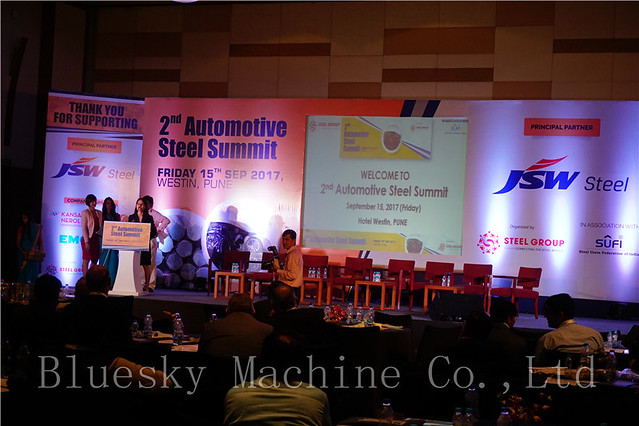 Cut To Length Machine Automotive Steel Summit India