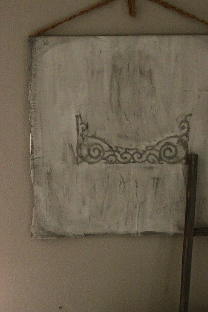 Kalkdoek stoer sober interieur