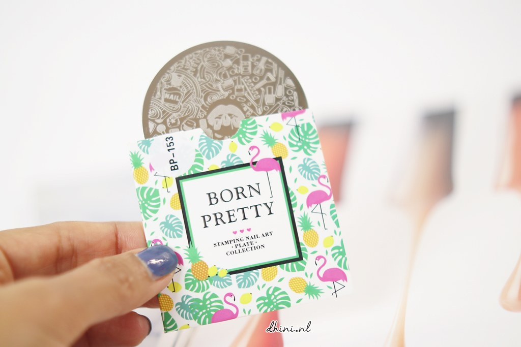 Born Pretty Store BP-153