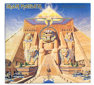 A0358 Iron Maiden Powerslave